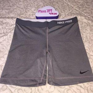 Nike Pro Capri Shorts